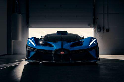 Bugatti Bolide 2020. Bodywork, Exterior. Coupe, 1 generation