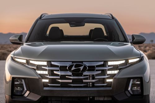 Hyundai Santa Cruz 2021. Bodywork, Exterior. Pickup, 1 generation